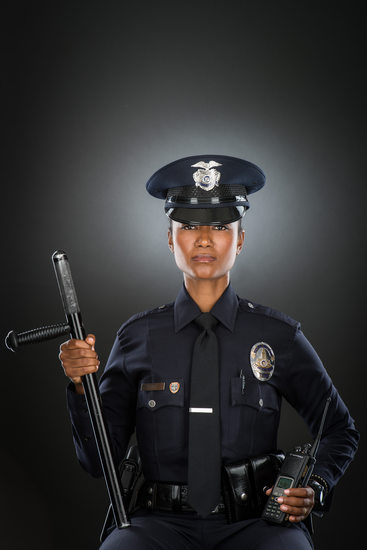 Shannon Enox, Los Angeles Police Officer