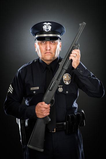 Alex Arredondo, Los Angeles Police Officer
