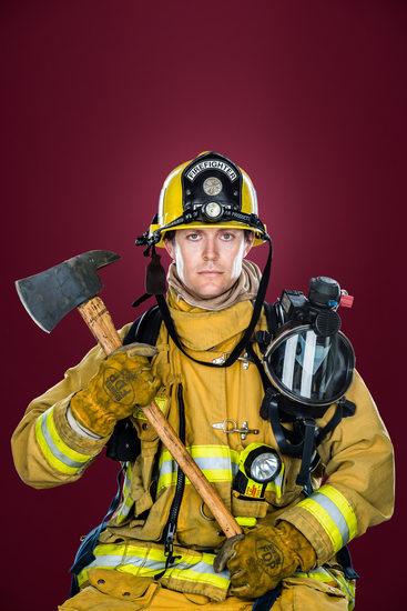 Nate Denver, Los Angeles Firefighter