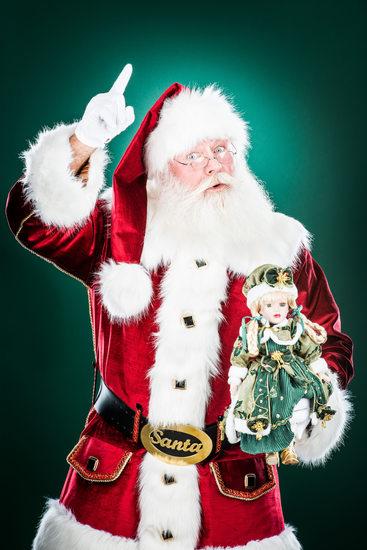 Patrick Turnbull, Santa