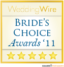 WeddingWire Bride's Choice Awards 2011