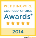 WeddingWire Bride's Choice Awards 2014