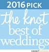 2016 The Knot Best of Weddings