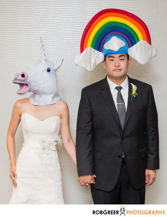Unicorns Amp Rainbows At Century City Intercontinental Los