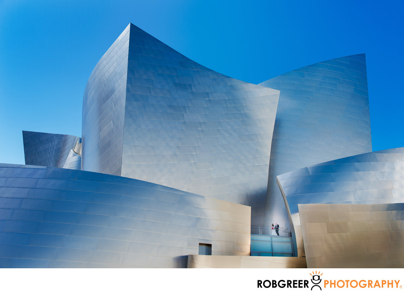 Walt Disney Concert Hall Wedding Photographer
