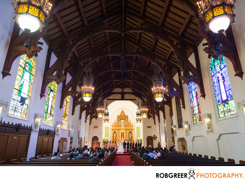 Weddings at Holy Family Catholic Church