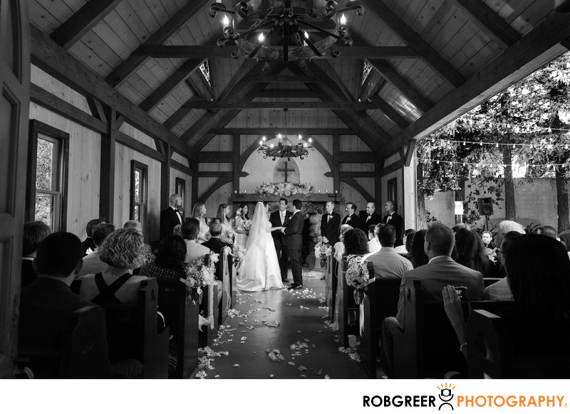 Buerge Chapel Wedding Photographer