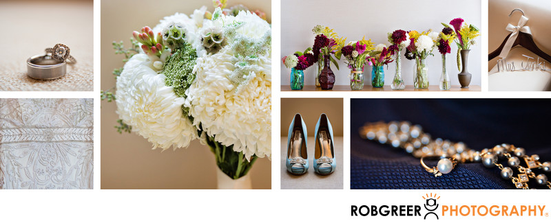 Ritz-Carlton, Los Angeles Wedding Flowers & Details