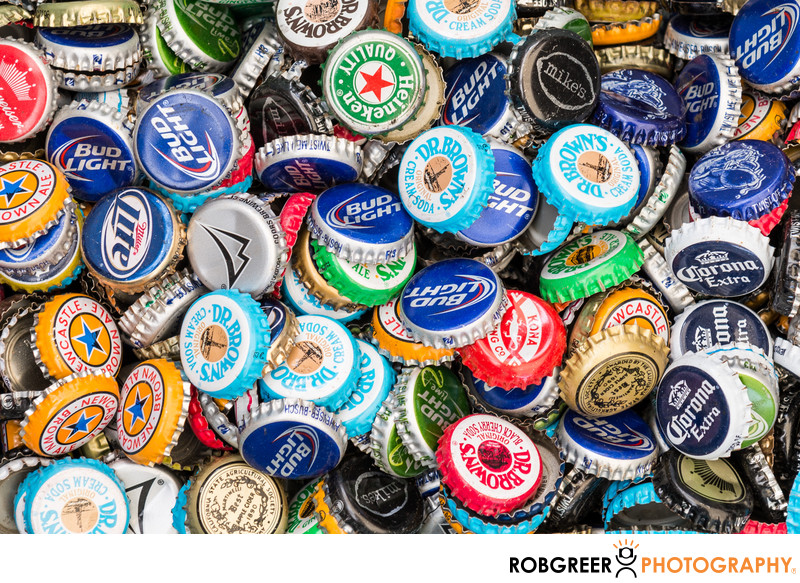 Used Bottle Caps
