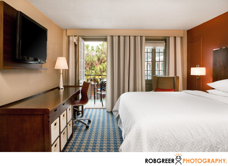Guest Rooms for New Orleans SEO Workshop