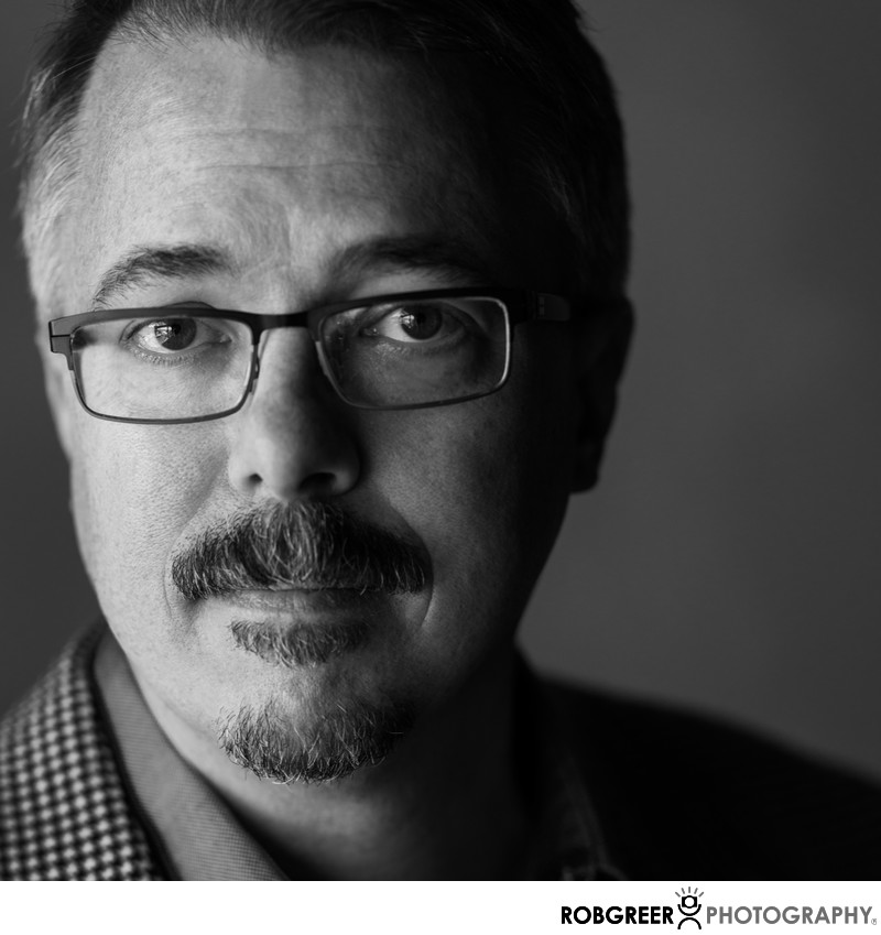 Vince Gilligan: Dramatic Portrait