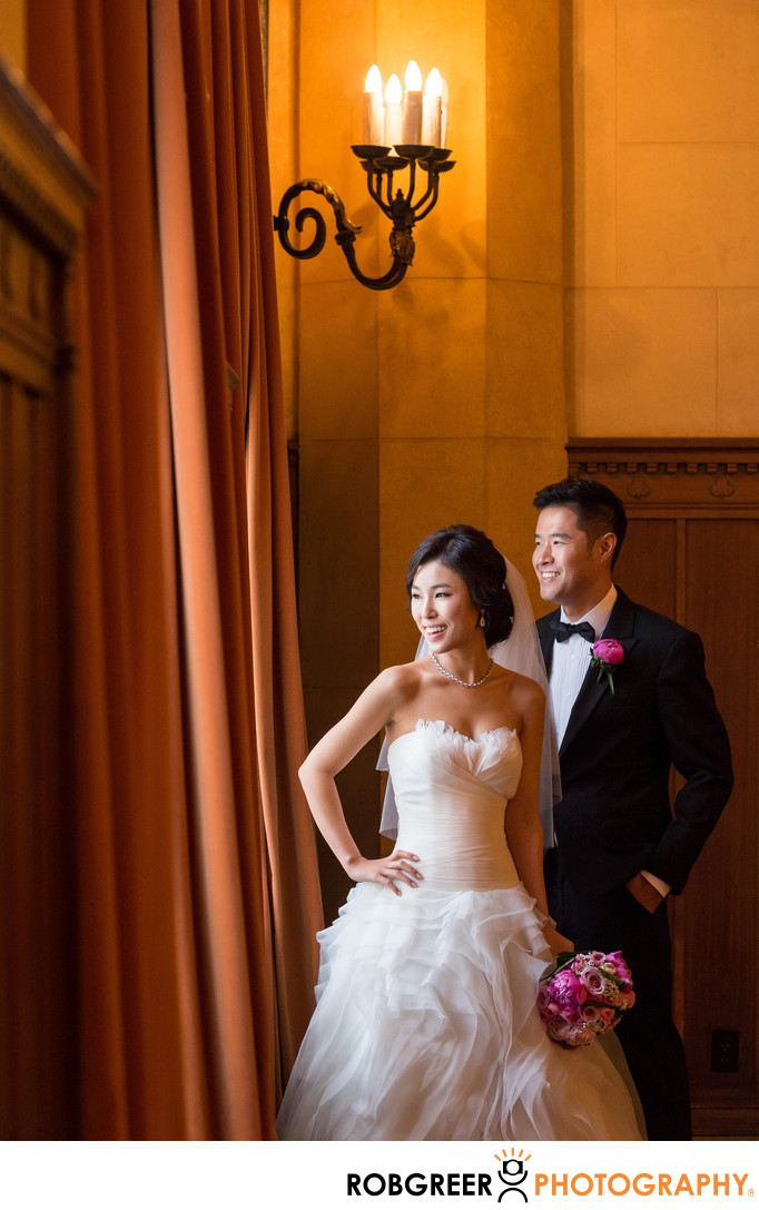 Legendary Park Plaza Wedding Photographs