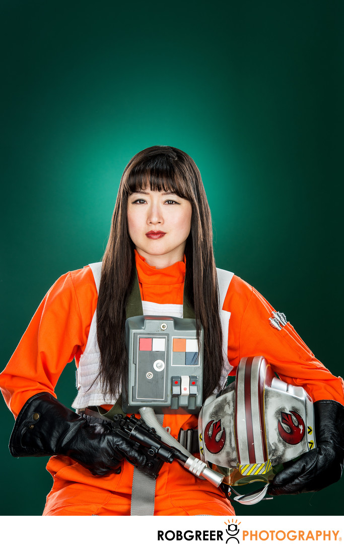 Grace Chang, X-Wing Pilot