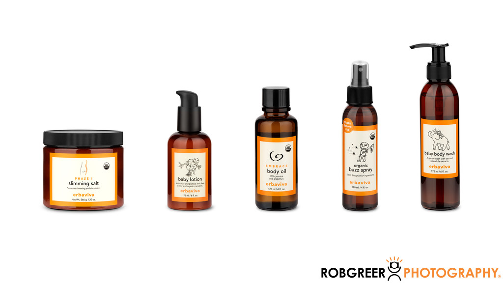 Houston Skincare Product Photography