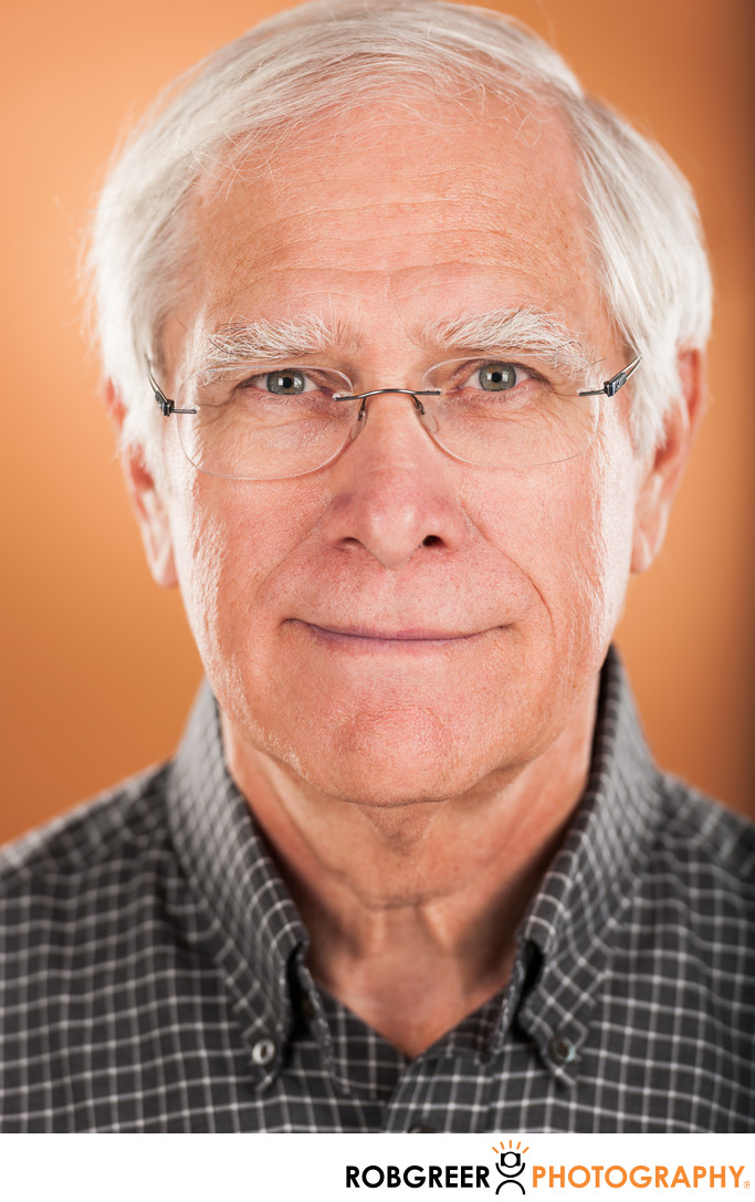 John Sandford Author Headshot