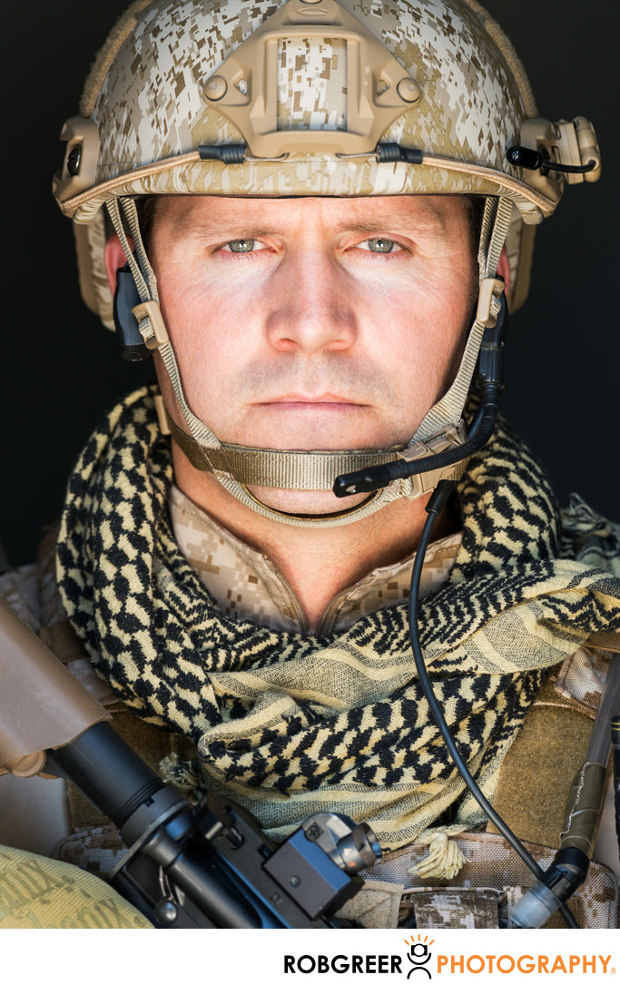 Navy SEAL Lieutenant Commander Rorke Denver