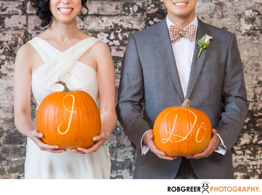 Halloween Wedding Details
