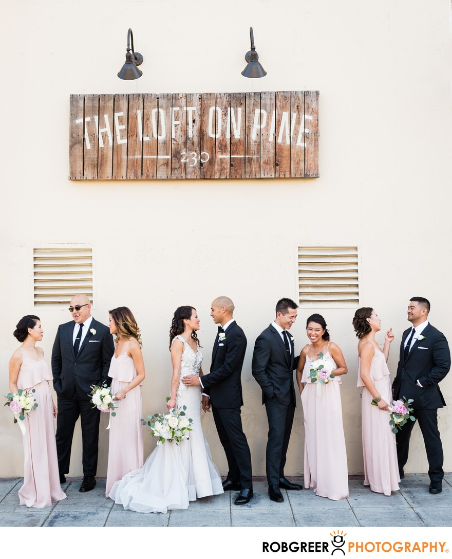 Bridal Party: Candid Conversations