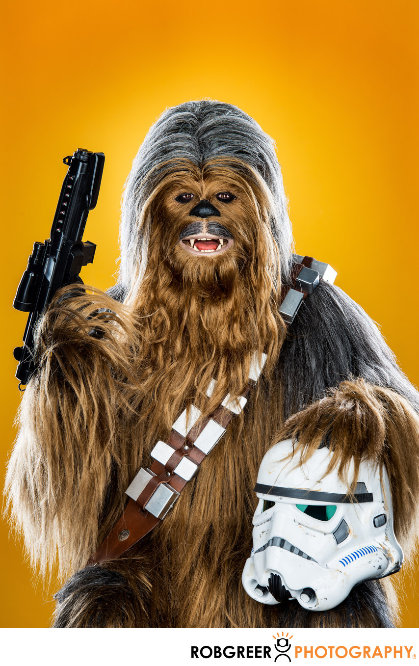 Scott Allen, Chewbacca