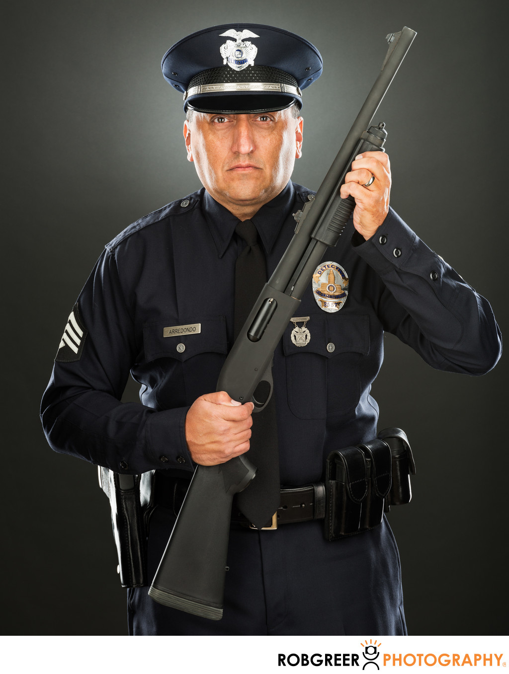 Alex Arredondo, Los Angeles Police Officer