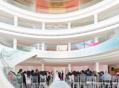 Segerstrom Center for the Arts Wedding Photographer
