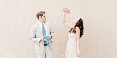 Fun Engagement Photographs