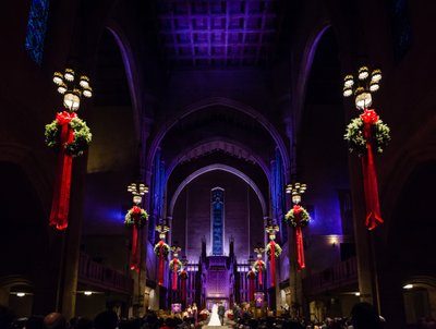 Christmas Cathedral Ceremony