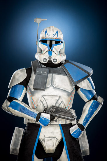 Michael Bender, Captain Rex