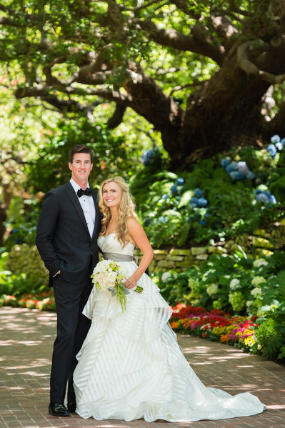 Malibu Wedding Photography Featuring Bride & Groom