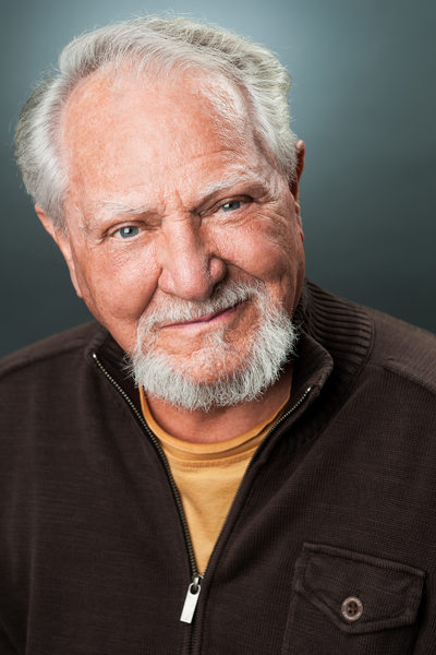 Clive Cussler - Los Angeles Portrait